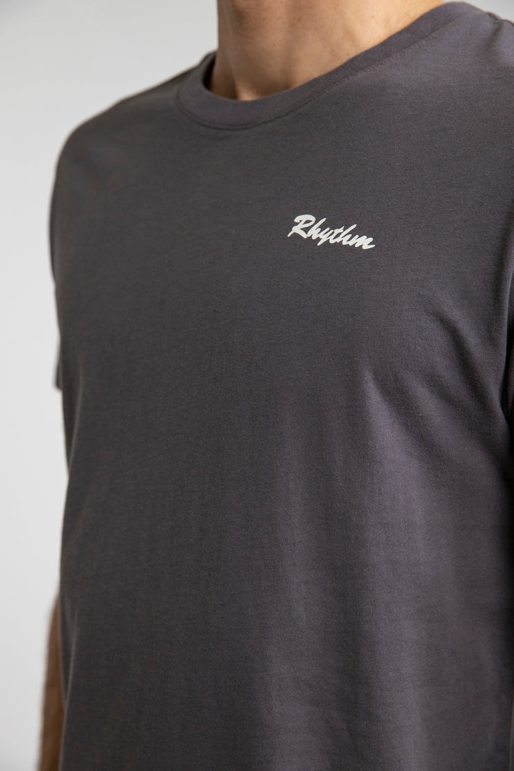 Beach Day T-Shirt Charcoal
