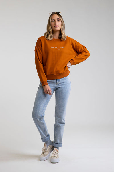 Weekend Pullover Amber