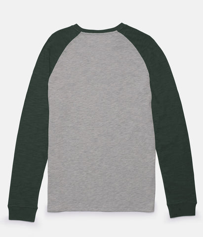 CONTRAST HENLEY FOREST / GREY