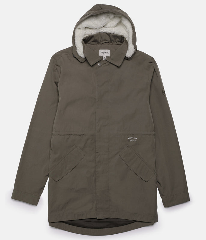 APARTMENT JACKET OLIVE