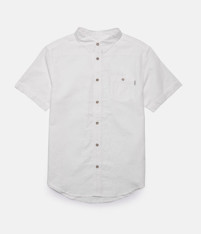 ELLIS SS SHIRT WHITE