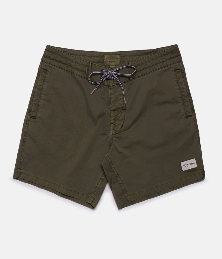EVERYDAY TRUNK WASHED OLIVE