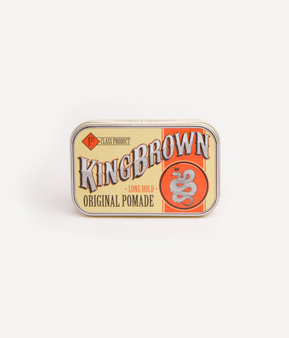 KING BROWN POMADE - ORIGINAL