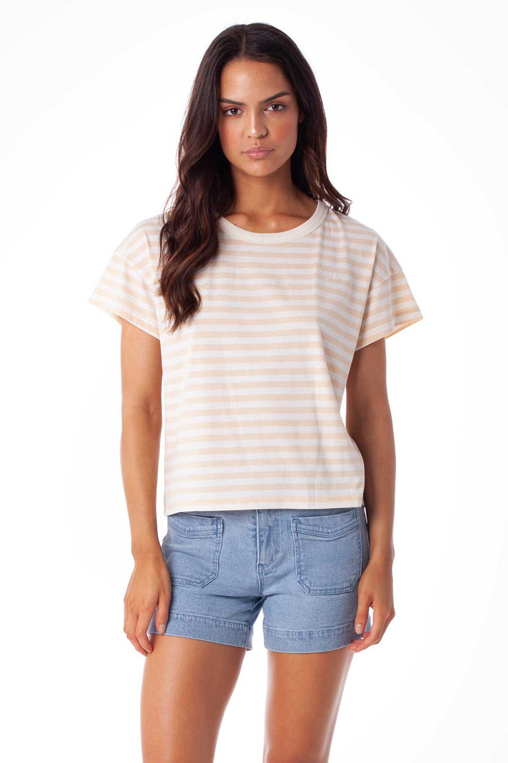 Malibu Tee Butterscotch