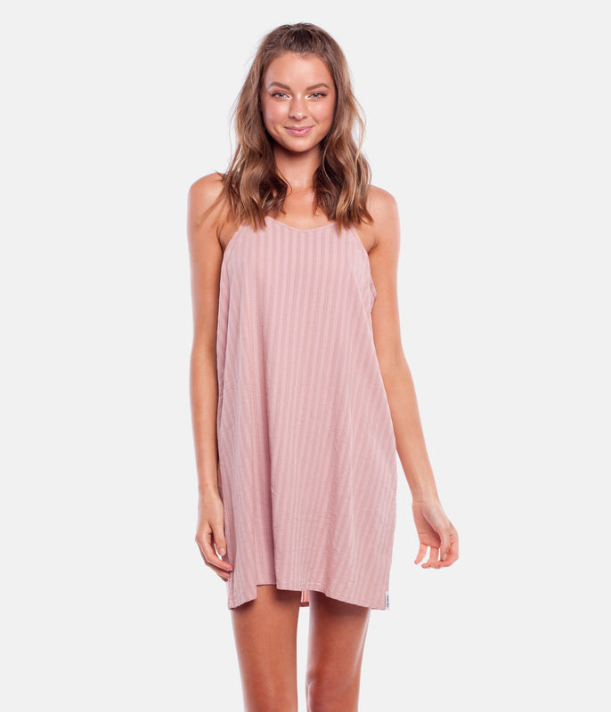MELODY DRESS BLUSH