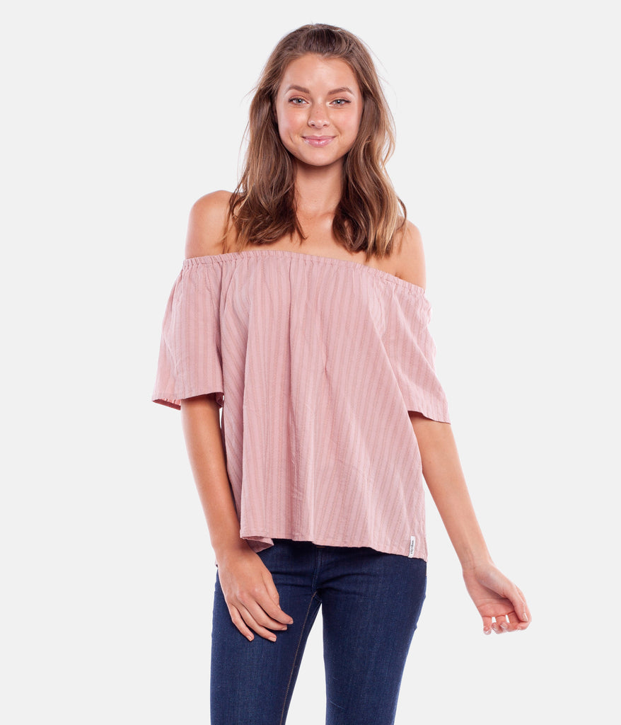 MELODY TOP BLUSH