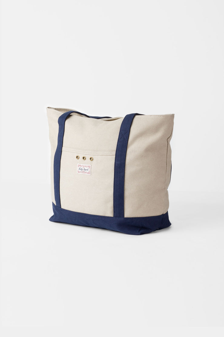 SUNDAY BEACH BAG INDIGO