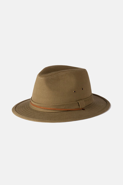 Canvas Hat Olive