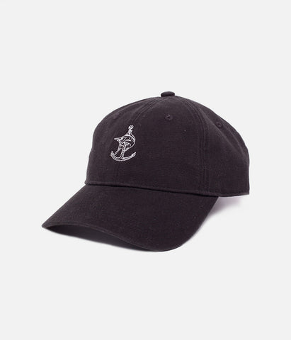 ANCHOR CAP BLACK