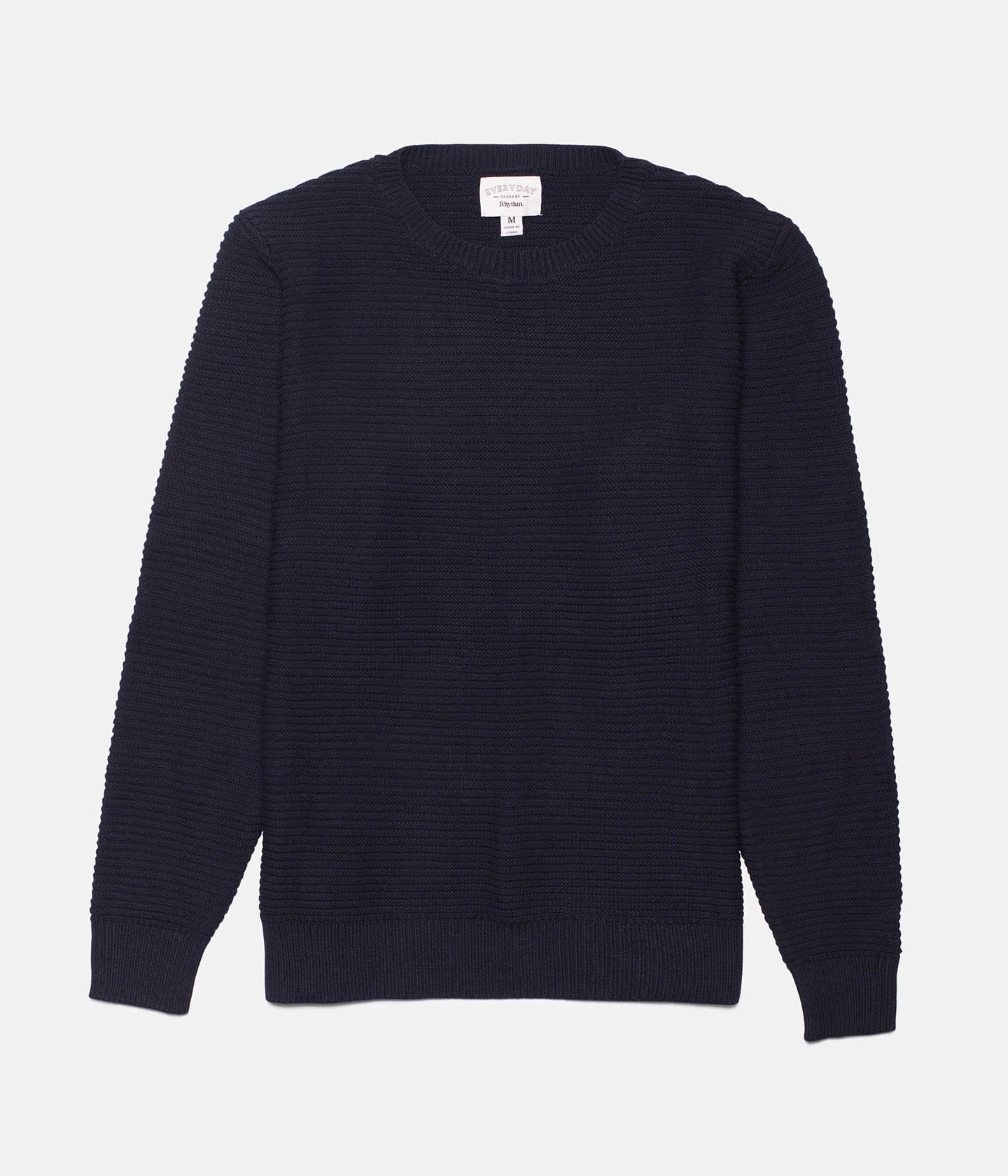 7f9dc58ecc6 FISHERMAN KNIT MIDNIGHT NAVY