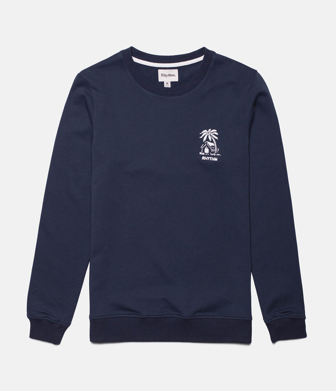 BUNGALOW PULLOVER NAVY