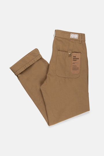 FATIGUE PANT TAN