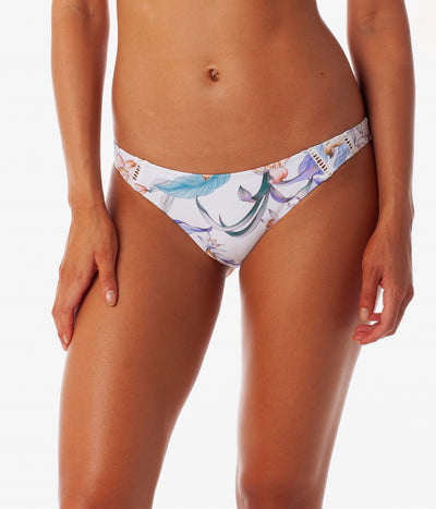 COPACABANA CHEEKY PANT WHITE