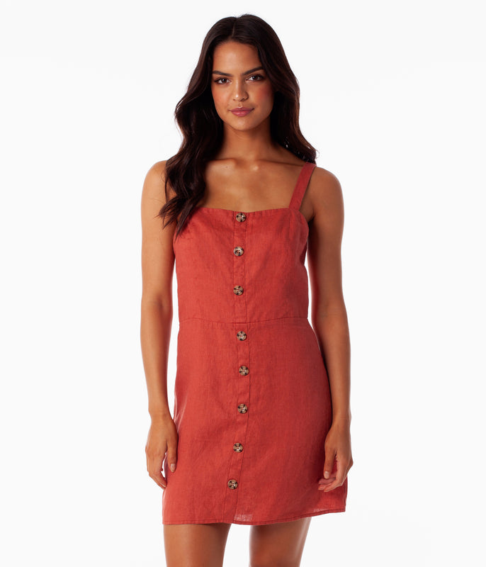 POSITANO DRESS BERRY