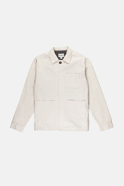Canvas Chore Coat Bone