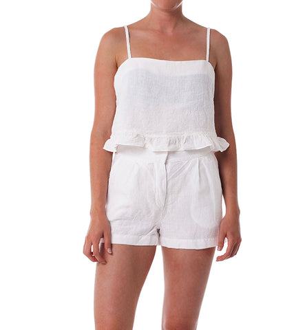 BELIZE SHORT WHITE