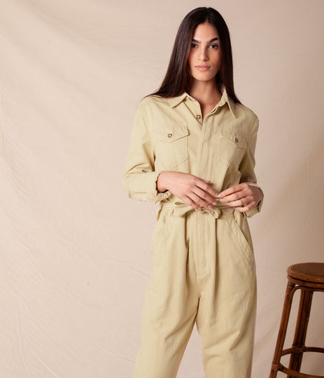 FIRST EDITION KIRA JUMPSUIT STONE
