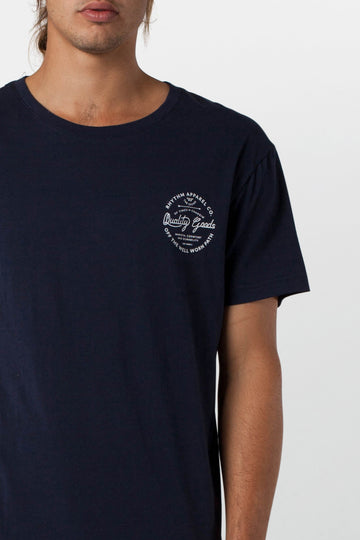 SEAL T-SHIRT NAVY