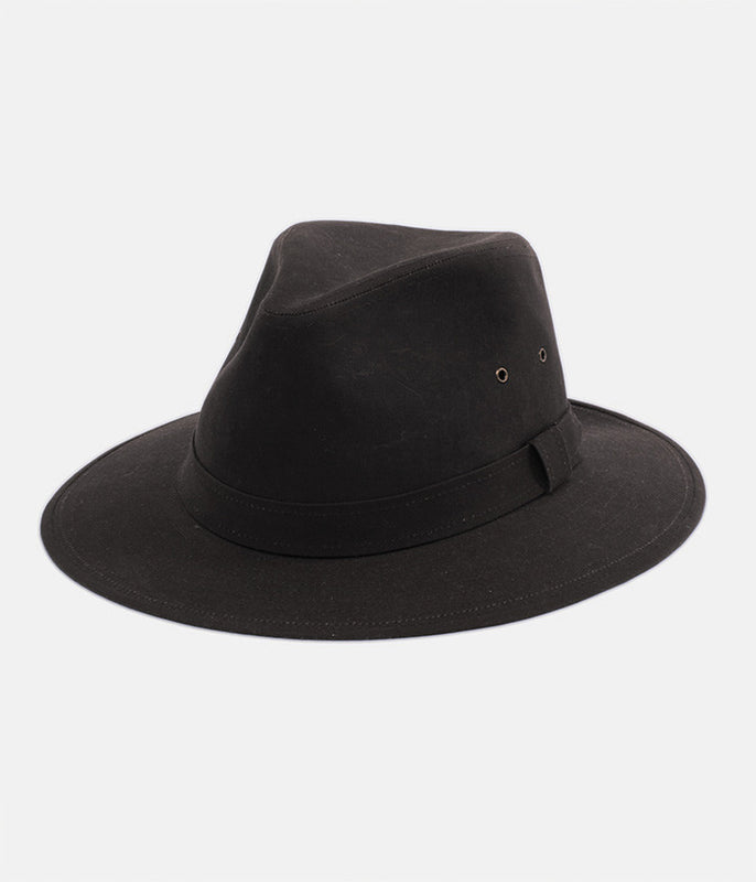 BRIGHTON HAT BLACK