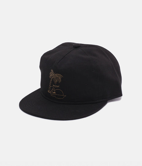 SUNSET CAP BLACK