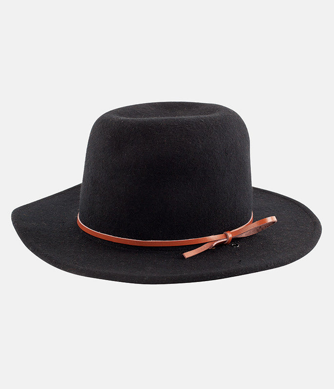 SUFFOLK HAT BLACK