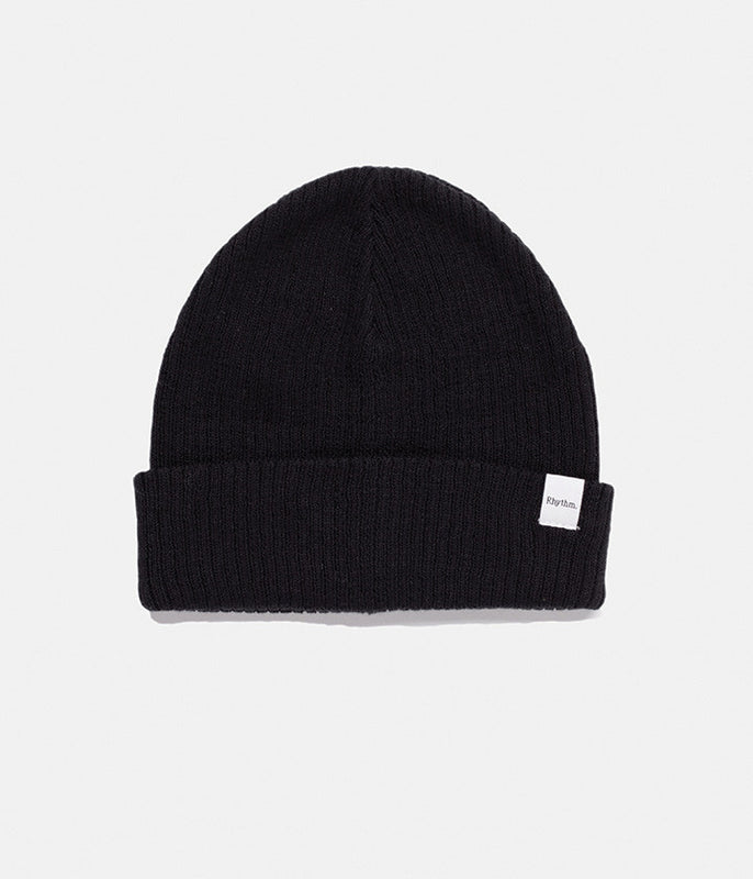 EVERYDAY BEANIE BLACK