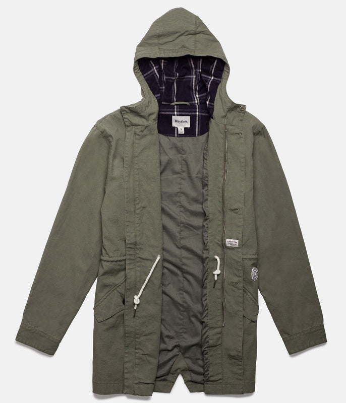 NEVERMIND JACKET OLIVE
