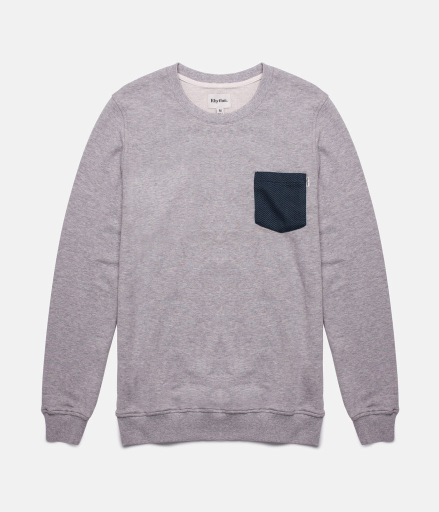MY EVERYDAY PULLOVER GREY MARLE
