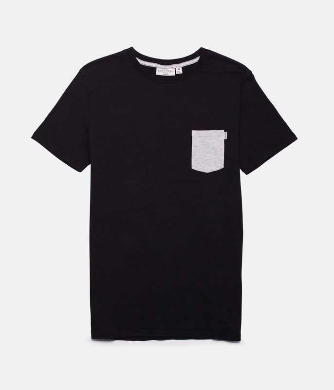 MY EVERYDAY T-SHIRT BLACK
