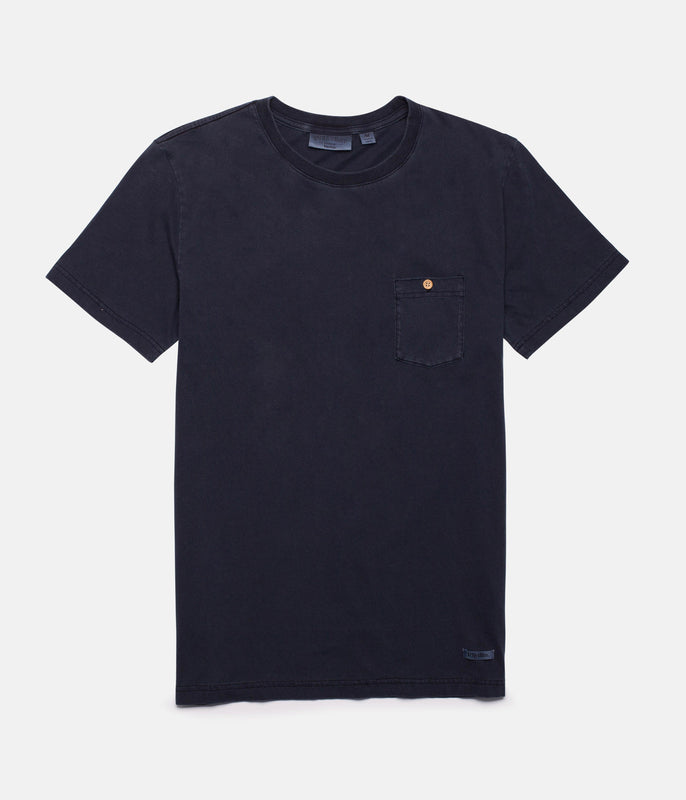 EVERYDAY WASH T-SHIRT NAVY WASH