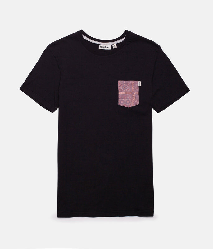 BRUNSWICK T-SHIRT BLACK