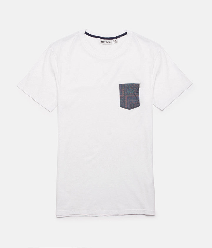d6276ad22c BRUNSWICK T-SHIRT WHITE