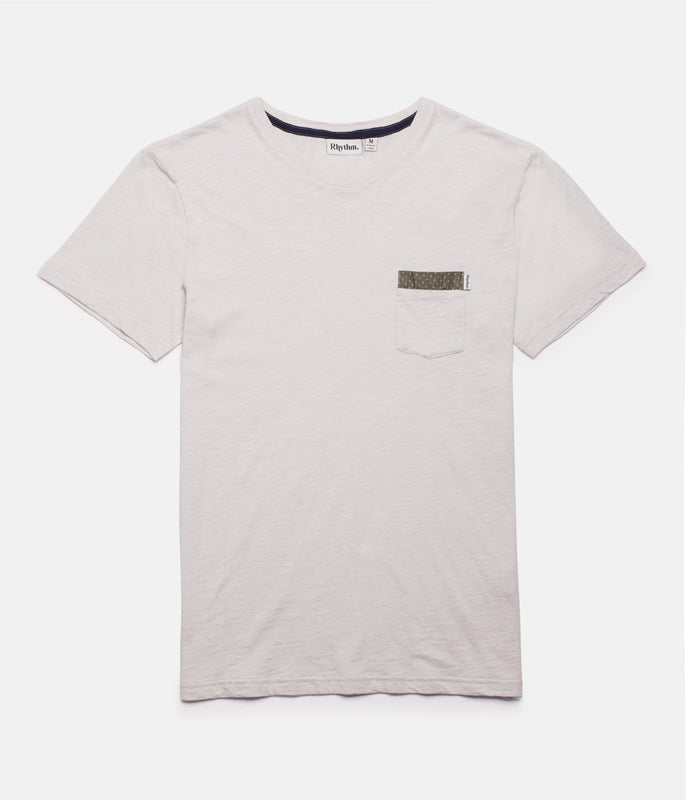 FIELD T-SHIRT NATURAL