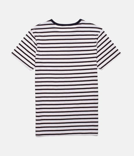 EVERYDAY STRIPE T-SHIRT CLASSIC NAVY