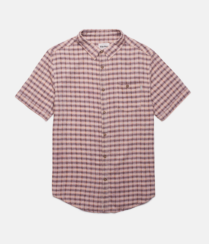 CLASSIC STRIPE SS SHIRT MULTI