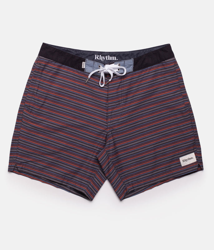 EVERYDAY STRIPE TRUNK BLACK
