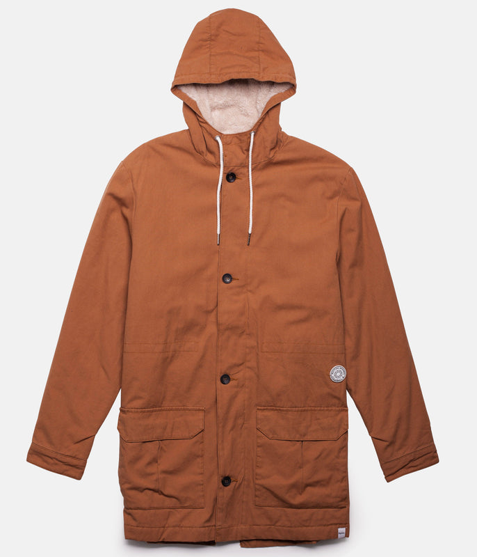 UNPLUGGED JACKET DARK  SAND