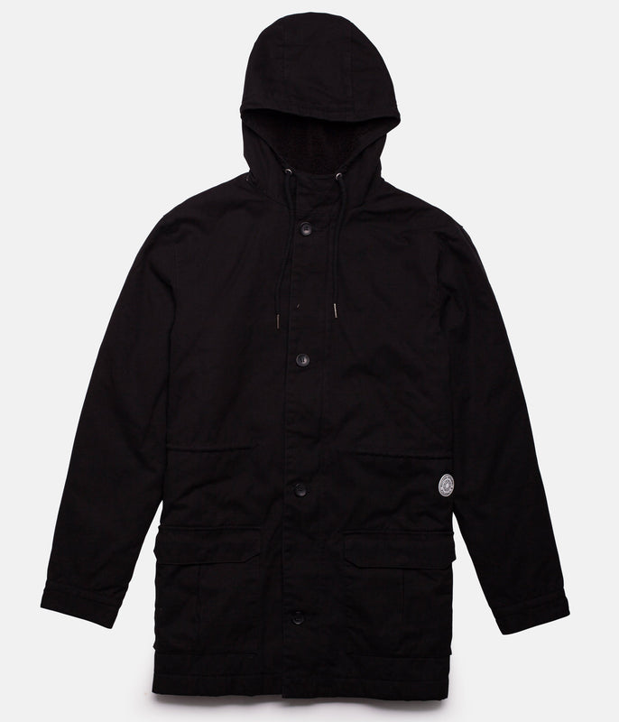 UNPLUGGED JACKET BLACK