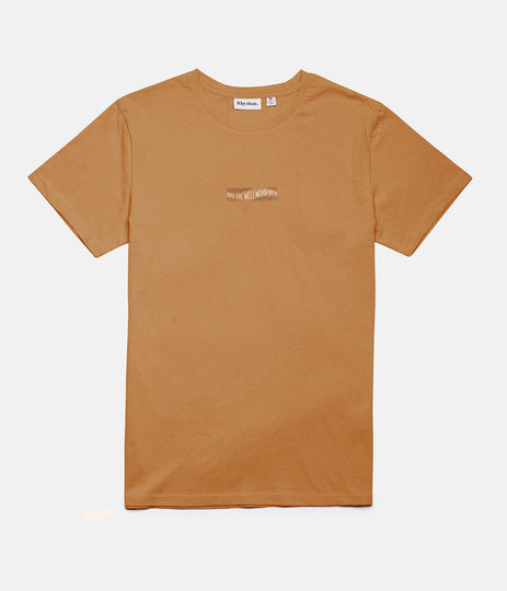 OVERGROWN T-SHIRT ALMOND