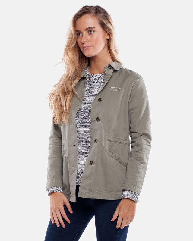 PACIFICA JACKET PALM