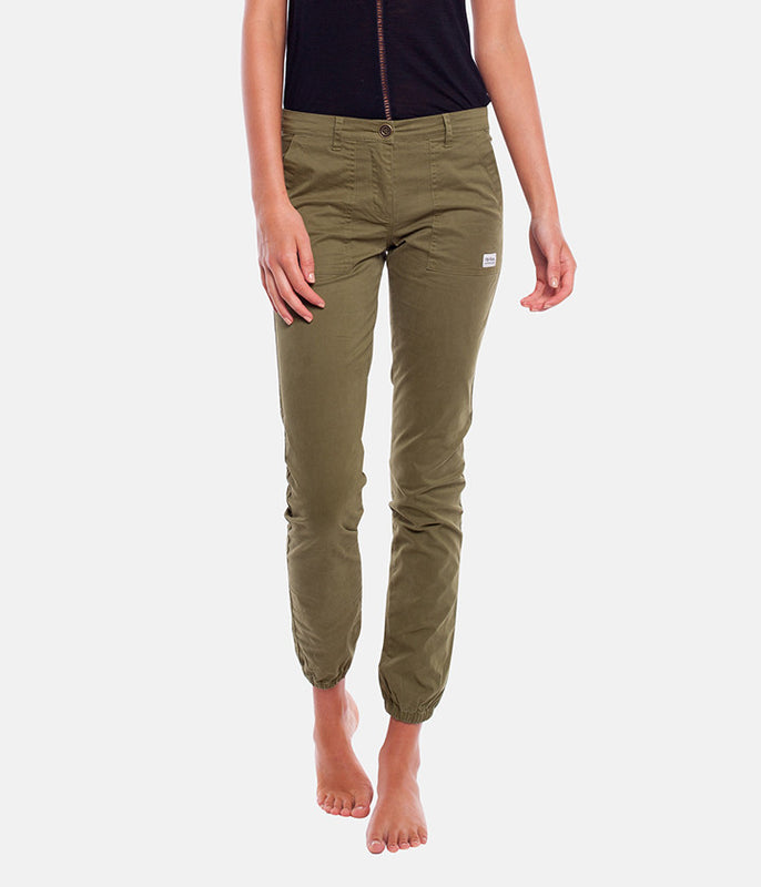 PACIFICA PANTS OLIVE