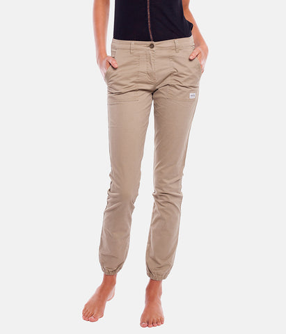 PACIFICA PANTS TAUPE
