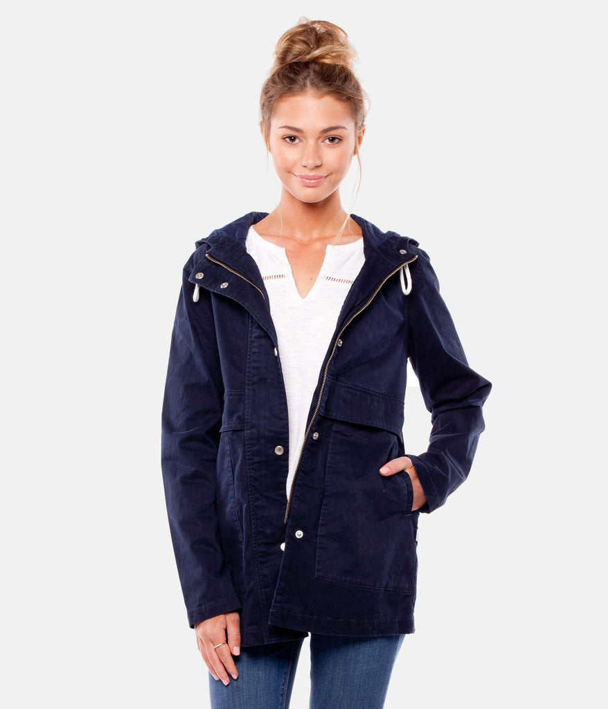 PACIFIC JACKET NAVY