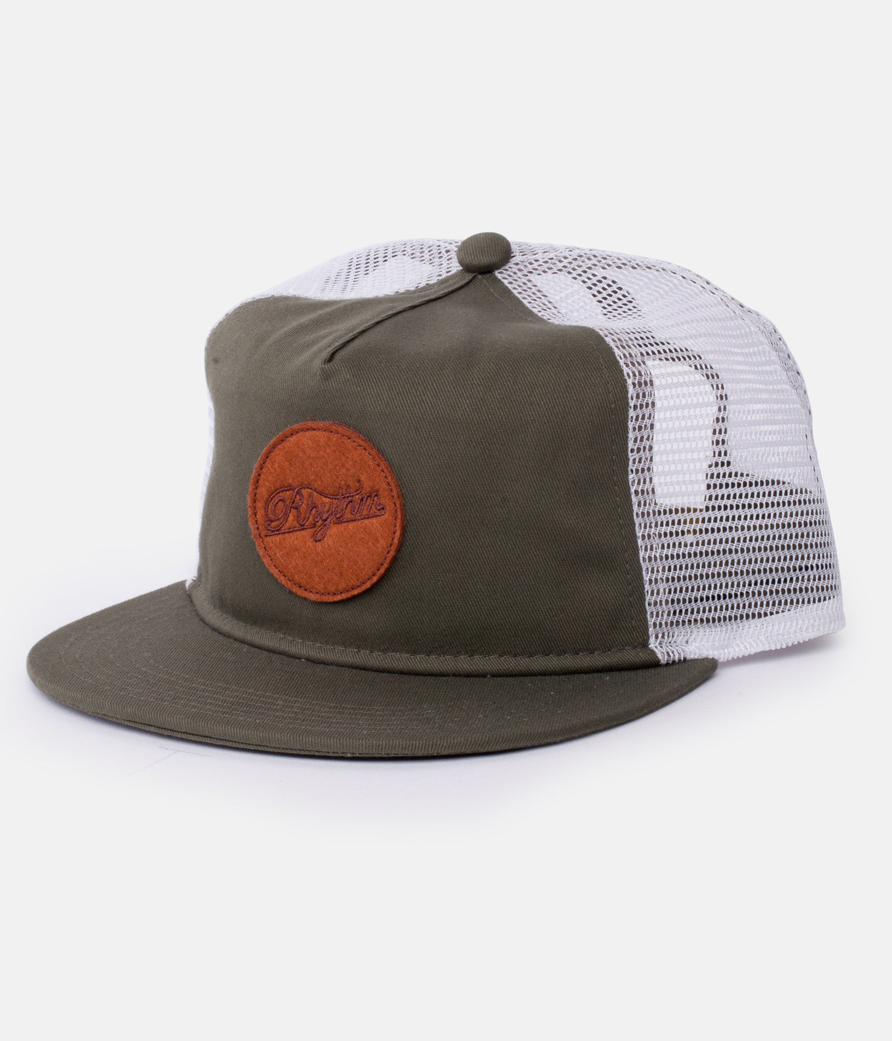 PATCH TRUCKER OLIVE 62966503379