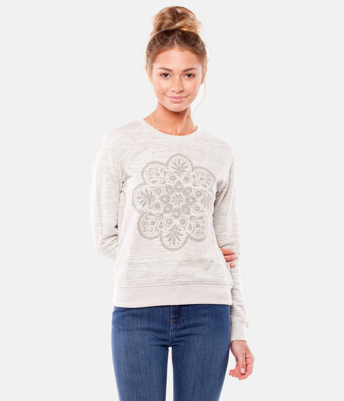 PROVENCE PULLOVER STONE