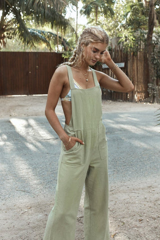 PORTUGAL JUMPSUIT KIWI