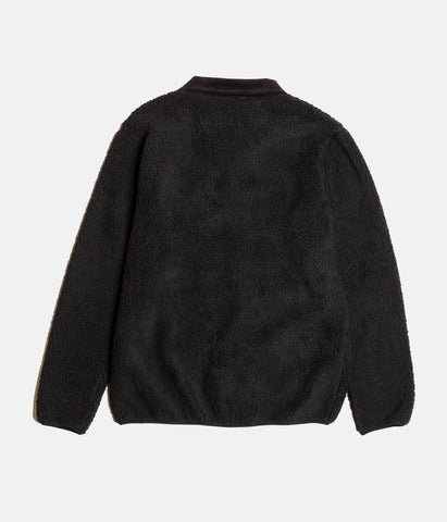 JAMES POLAR FLEECE CHARCOAL