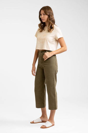 East Coast Pant Khaki