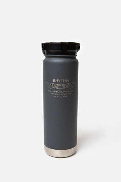 Project PARGO x Rhythm - 750ml Insulated Bottle BBQ Charcoal
