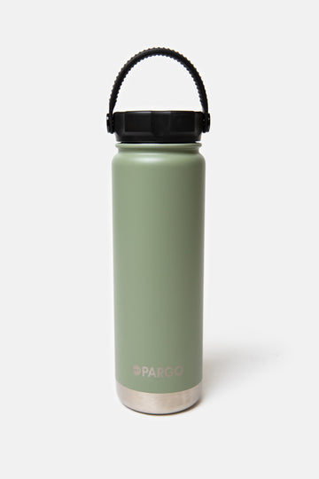 Project PARGO x Rhythm - 750ml Insulated Bottle Eucalypt Green